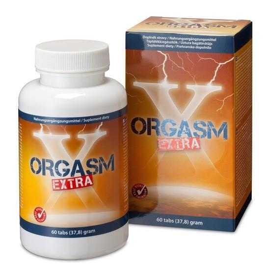 Orgasm Extra w nowym opakowaniu