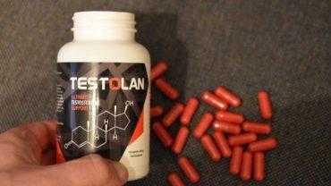 booster testosteronu, testolan